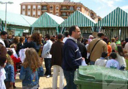 Fiestas de los comerciantes 2008