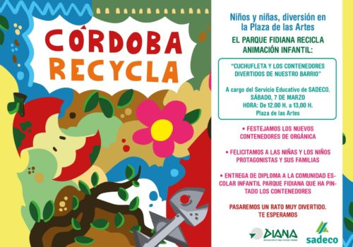 Córdoba recicla